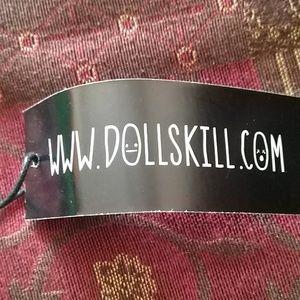 Dolls Kill Tops - Current mood top